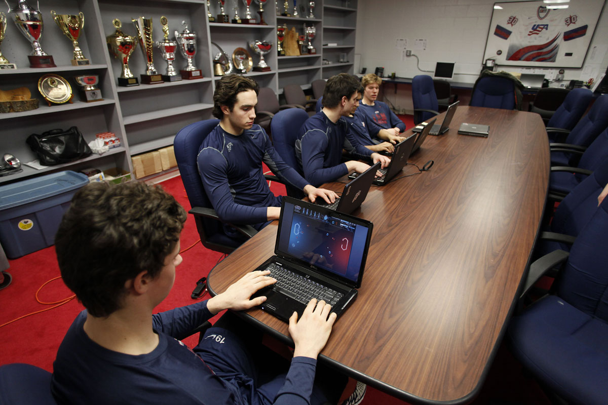 USA Hockey Cognitive Training Athlete Development