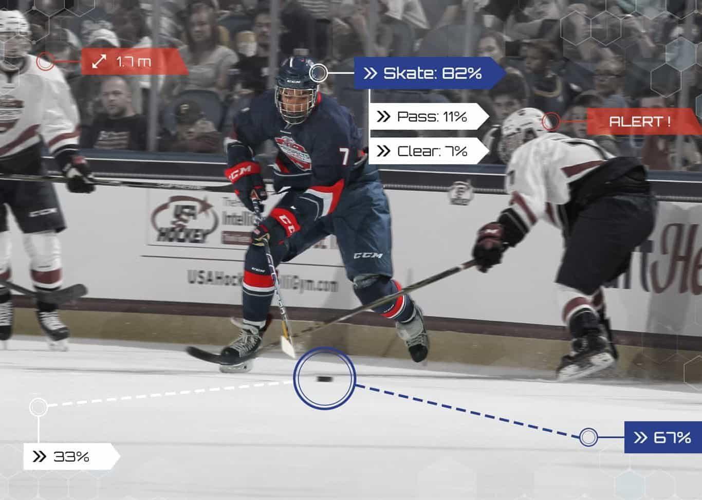 Smart Hockey Players Train Hockey IQ Hockey Sense